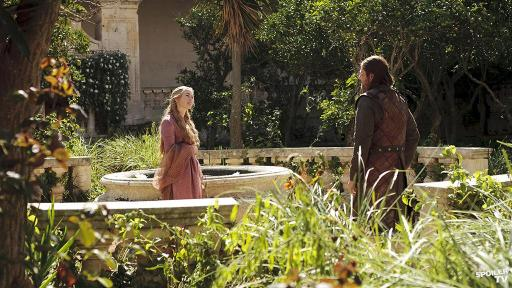Cersei might have made a fine Greek commander, had she been a man and if she wasn't fictional.