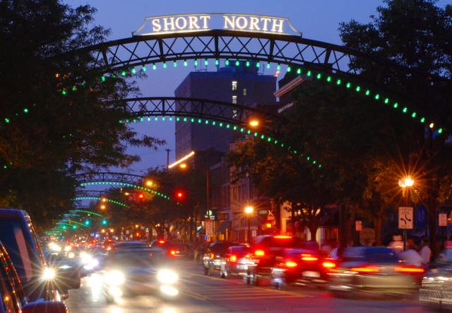 Columbus #Cbus Short North