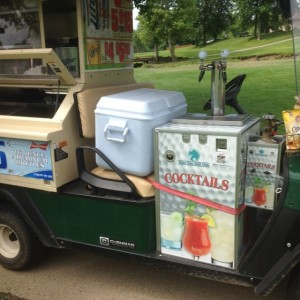 Best beverage cart ever