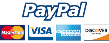 You can fund your accounts with PayPal or by using any major Credit Card or Debit Card